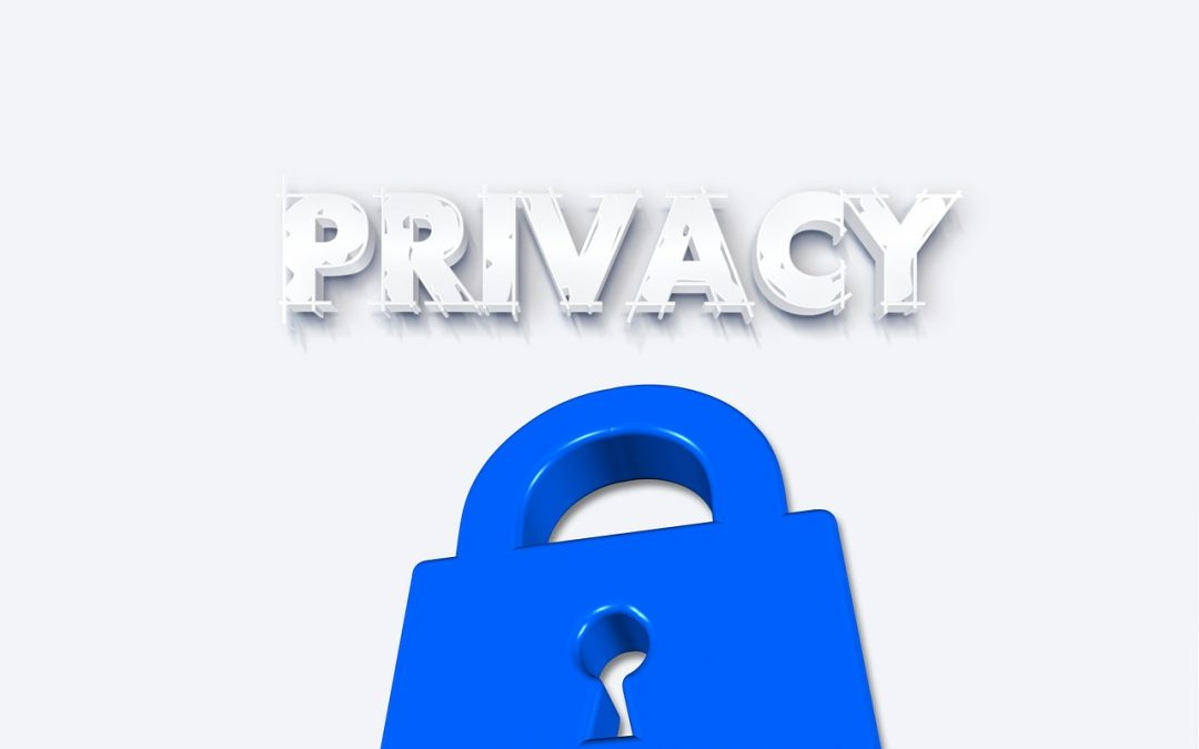 Your website should have a Privacy Policy.